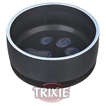 Trixie Ceramic feeder rubber based (Dogs , Bowls, Feeders & Water Dispensers)