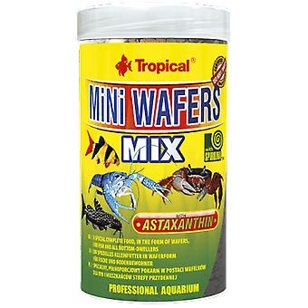 Tropical Mini Wafer Mix 100 Ml (Pesci , Mangime , Acqua calda , Acqua salata)