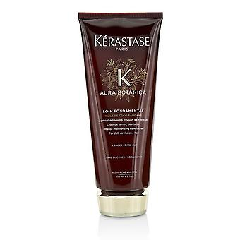 Kerastase Aura Botanica Soin Fondamental Intense Moisturizing Conditioner (For Dull Devitalized Hair) - 200ml/6.8oz