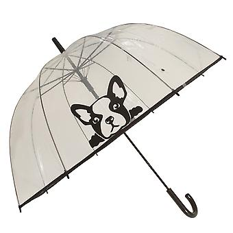 X-brella Womens/Ladies Clear Dog Umbrella