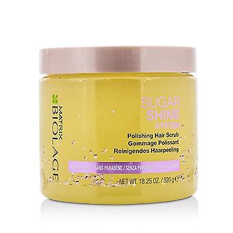 Matrix Biolage Sugar Shine System Polishing Hair Scrub - 520g/18.25oz