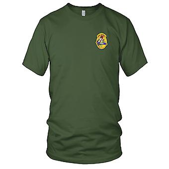 US Navy VP-4 Embroidered Patch - King Neptune Kids T Shirt