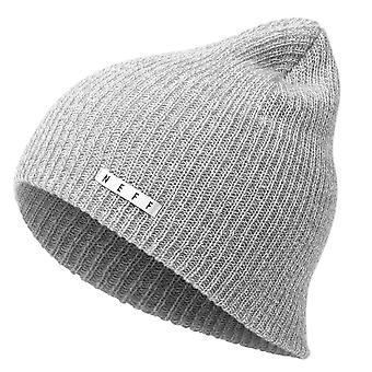 Neff Daily Heather Beanie - Grey / White