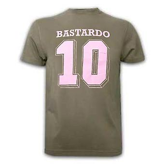 Mens Bastardo Basic T and Armygreen 100% cotton