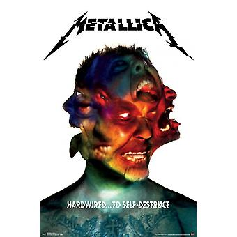 Metallica - Hardwired Poster drucken