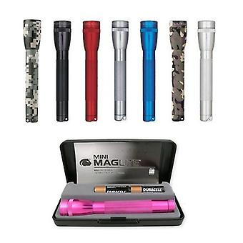 Mini Maglite AA torch - Gift boxed flashlight with batteries
