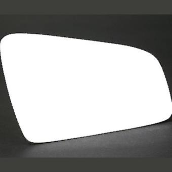 Right Stick-On Mirror Glass Easy to Fit For Opel ZAFIRA 2005-2009