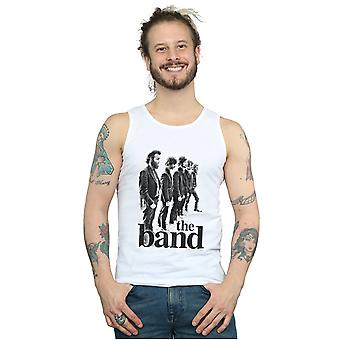 The Band Men's Line Up Vest