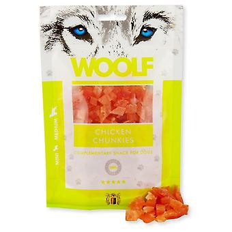 Woolf Dog Snack Chicken (Dogs , Treats , Natural Treats)