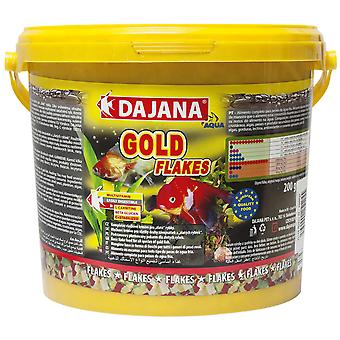 Dajana Gold 5 Litros (Fish , Food , Warm Water)