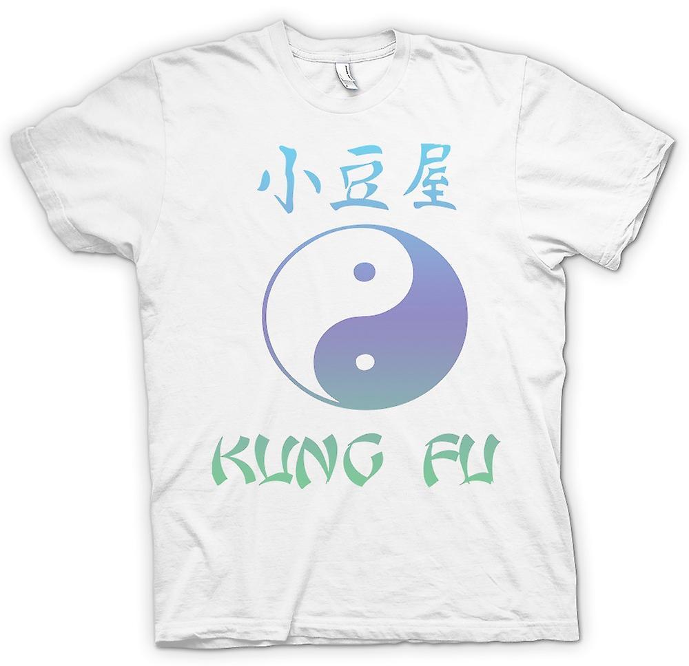 Damen-T-Shirt - Kung Fu - Ying Yang