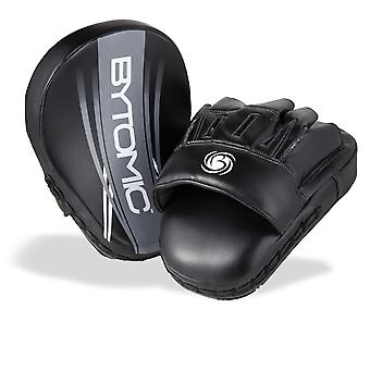 Bytomic Axis Curved Focus Pads Black/Grey