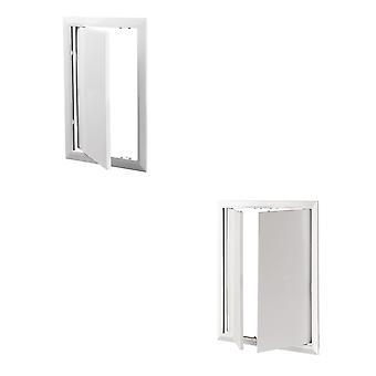 Vents access panel service door maintenance hatch ABS synthetic in various sizes