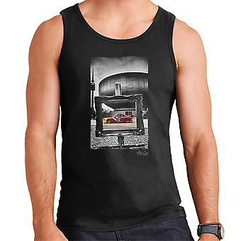 BMW Art Car Calder Black Frame Men's Vest