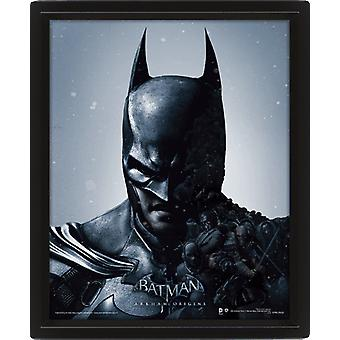 Batman Framed 3D Picture