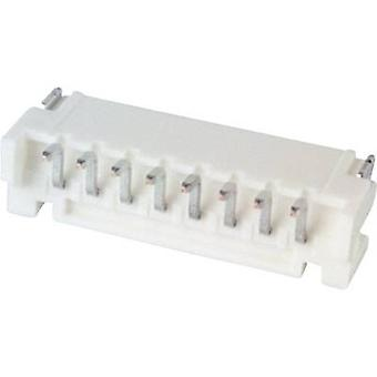 JST Built-in pin strip (standard) PH Total number of pins 8 Contact spacing: 2 mm S8B-PH-SM4-TB (LF)(SN) 1 pc(s)