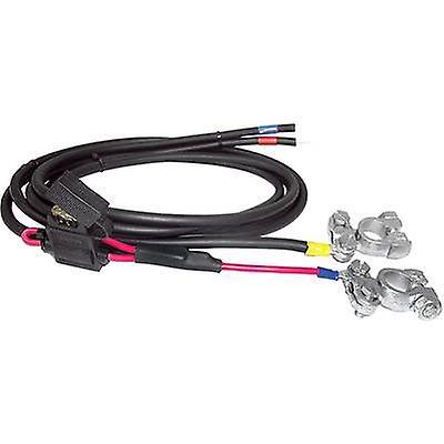 Batterie câble 2 x 6 mm² 30 A Phaesun 1904 05 5230 câble longueur 1,5 m