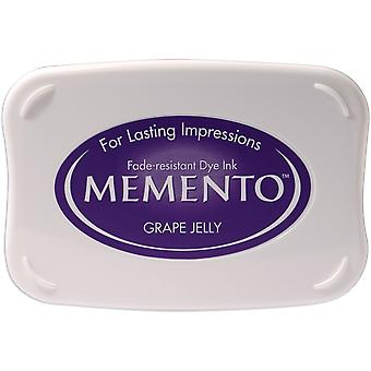 Memento Dye Ink Pad-Grape Jelly