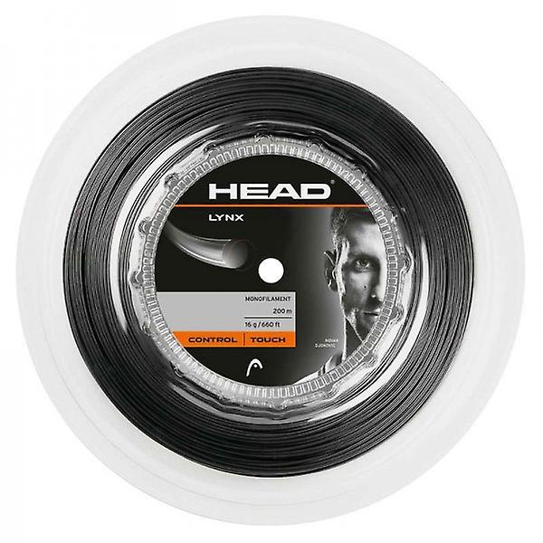 Head Lynx anthracite 200 m roll