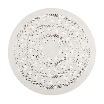 Crochet Style Rugs 6115 09 White By Esprit