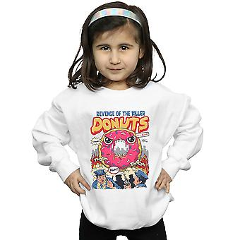 Vincent Trinidad Girls Revenge Of The Killer Donuts Sweatshirt