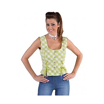 Women costumes  Bustier blouse Tyrol for ladies