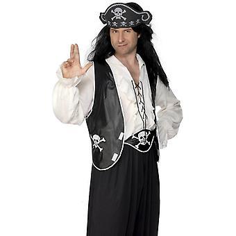 Piraat Set.  One Size