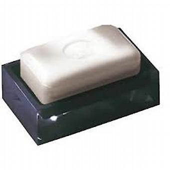Arc en ciel Soap Dish brillant noir RA11 14