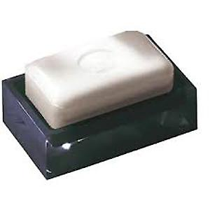 Rainbow Soap Dish Glossy Black RA11 14