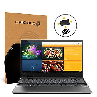 Celicious Privacy Plus 4-Way Anti-Spy Filter Screen Protector Film Compatible with Lenovo Yoga 720 12