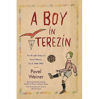 Ein Junge in Terezin - das Private Tagebuch von Pavel Weiner - April 1944-Degen