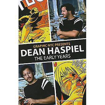 Grafisk NYC presenterar - Dean Haspiel - de tidiga åren av Christopher Ir