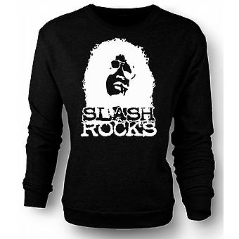 Kids Sweatshirt Slash Guitar Rock - Guns n Roses