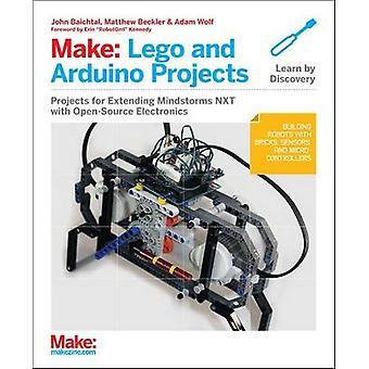 Stellen - LEGO und Arduino Projekte - Projekte für die Erweiterung MINDSTORMS NX