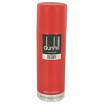 DESIRE by Alfred Dunhill Body Spray 6.6 oz / 195 ml (Men)