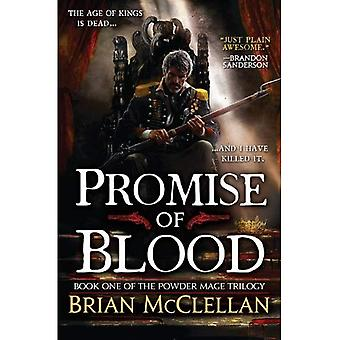 Promise of Blood (Powder Mage Trilogy)