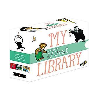 Mijn eerste bibliotheek