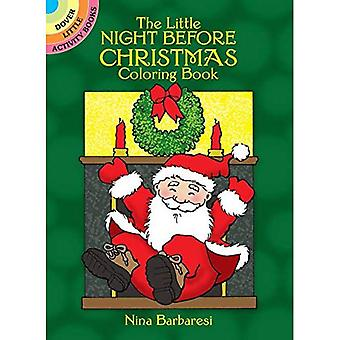 The Little Night Before Christmas (Dover wenig Activity Books)