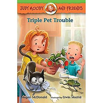 Judy Moody e gli amici: Triple Trouble dell'animale domestico
