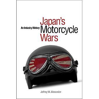 Japans motorcykel krig: en industri-historia