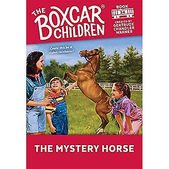 The Mystery Horse (Boxcar Children)