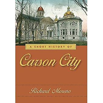 A Short History of Carson City