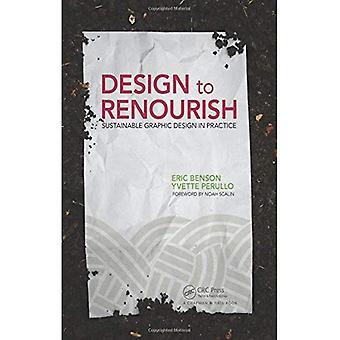 Design to Renourish: Sustainable Graphic Design in Practice