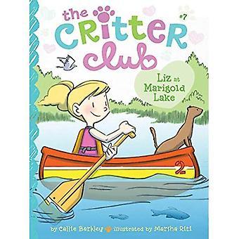 Liz op Goudsbloem Lake (Critter Club)