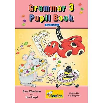 Grammar 3 Pupil Book (In Print Letters): 3 (Jolly Phonics)