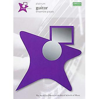 Musik medaljer platin Guitar Ensemble stykker (ABRSM musik medaljer)