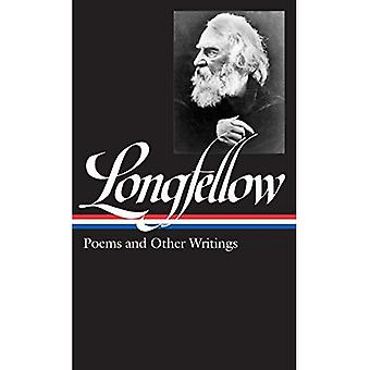 Henry Wadsworth Longfellow: Poems and Other Writings (Library of America)