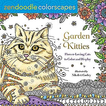 Zendoodle Colorscapes: Haven kattekillinger
