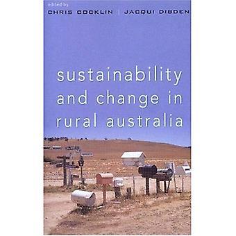 Duurzaamheid en veranderingen in landelijke Australië