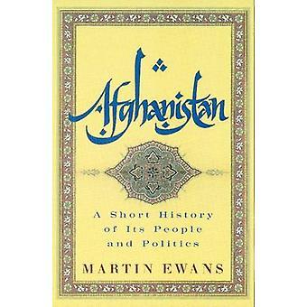 Afghanistan by Ewans & Martin